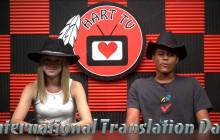 Hart TV, 9-30-21   International Translation Day