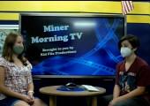 Miner Morning Television, 9-23-21