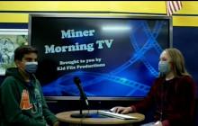 Miner Morning Television, 9-27-21