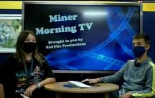 Miner Morning Television, 9-29-21