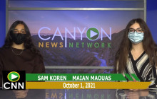Canyon News Network | October 1st, 2021