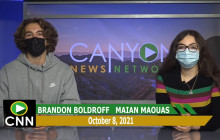 Canyon News Network | October 8th, 2021