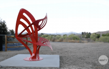 Finding Art: Growing Wings at South Fork Trailhead