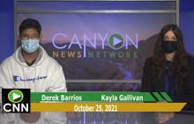 Canyon News Network, 10-25-21
