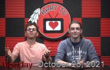 Hart TV, 10-25-21 | International Artists Day