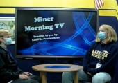 Miner Morning TV, 10-25-21