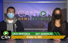 Canyon News Network | October 11th, 2021