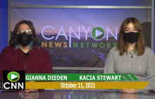 Canyon News Network   October 12th, 2021