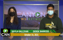 Canyon News Network   October 14th, 2021