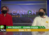 Canyon News Network | October 21st, 2021