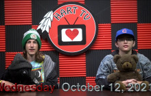 Hart TV, 10-13-21 | Bring Your Teddy Bear to School Day