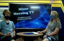 Miner Morning Television, 10-05-21