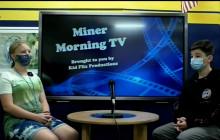Miner Morning Television, 10-07-21