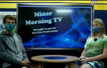 Miner Morning Television, 10-12-21