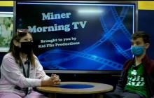 Miner Morning Television, 10-13-21