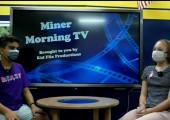 Miner Morning Television, 10-20-21