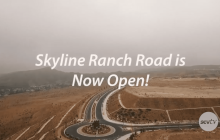 Skyline Ranch Road Is Now Open