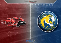SCFA Football Week 4: Palomar College of the Canyons – 9/25/21 – 6pm