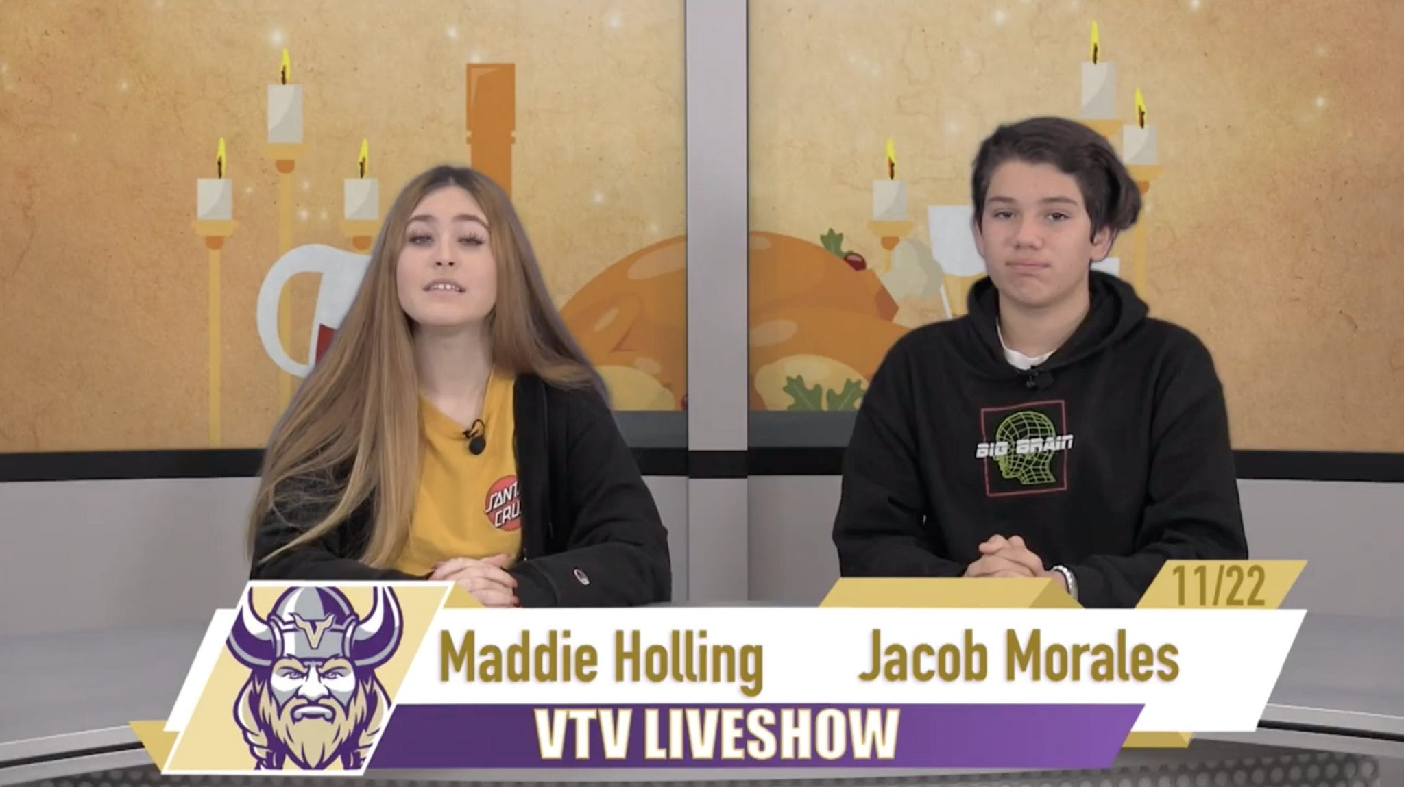 Scvtv Com Valencia High School Valencia Tv Live 11 22 19